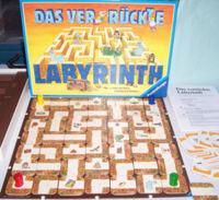 Das Verrückte Labyrinth Regeln